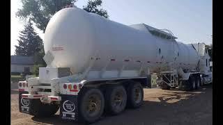 1995 BEALL Tanker FOR SALE BY OWNER  IN BILLINGSWORTH  MT  59101