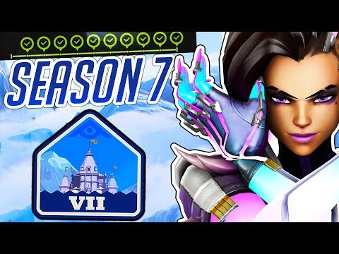 OVERWATCH SEASON 7 COMPETITIVE BEGINS!