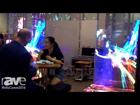 InfoComm 2016: Event LED Supply Introduces The See Through Standee