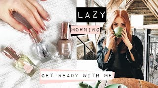download lagu Get Ready With Me  Lazy Morning Routine  gratis
