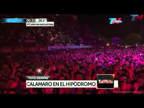 Tuyo siempre - Hipódromo Palermo 2013 - Andres Calamaro