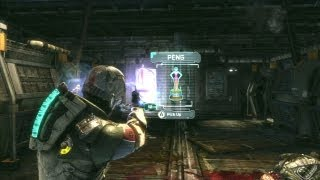Dead Space 3 - Weed Killer & Find Peng Achievement Guide