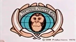 Lancelot Link, Secret Chimp Opening and Closing Theme 1970 - 1971 (With Snippets)