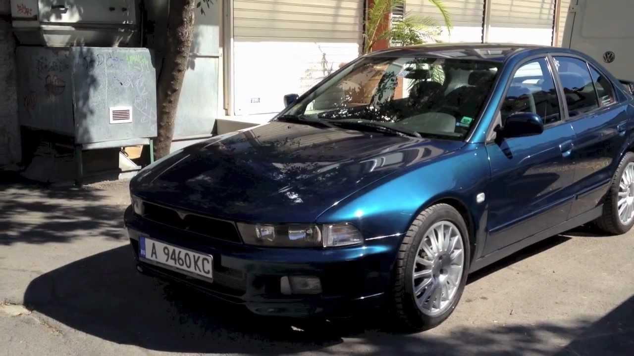My Mitsubishi Galant 2 0 Gls 1998 I Love My Car Youtube