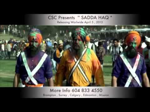 media sadda haq movie torrent april 2013