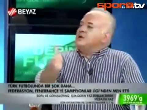 youtube com Ahmet Çakar Fenerbahçe aklanırsa Platininin altın dişini sökerler video Ahmet Çakar Beyaz TV Rasim Ozan Kütahyalı YouTube