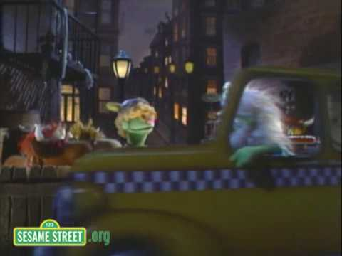 Sesame Street - Danger