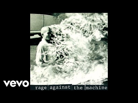 Rage Against The Machine - Bombtrack (Audio)