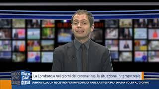 Milano Pavia News Sera - 23 marzo 2020
