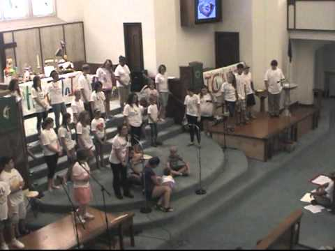 l.o.l. - Love Out Loud (kids' Praise Musical Camp 2011) video