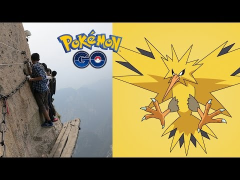 TOP 10 Pokémon Más Difíciles De Capturar (POKÉMON GO)