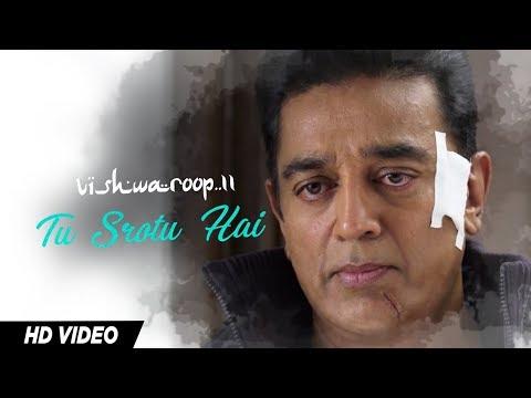 Tu Srotu Hai Video Song | VISHWAROOP 2 | Kamal Haasan, Rahul Bose