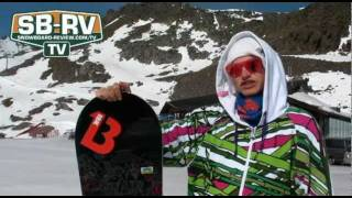 2012 Burton Blunt Video Review