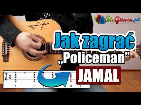 Jak zagrać na gitarze: Jamal - Policeman | AleGitara.pl
