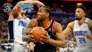 Toronto Raptors vs Orlando Magic | Game 4 Playoff Highlights | April 21, 2019