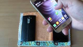 SiA  обзор тест камеры SAMSUNG S6 LG G4 ASUS 2