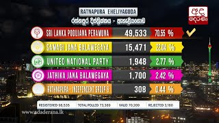 Polling Division - Eheliyagoda