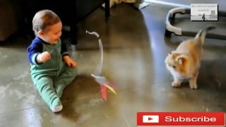 Top 10 MOST Funny Baby Videos 2017   Try Not To Laugh Funny Baby 2017