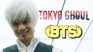 Tokyo Ghoul Live Action BTS (RE:Anime)