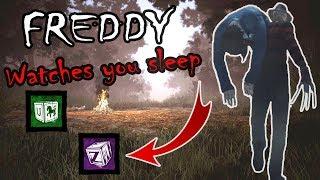 FREDDY FAST SLEEP l Dead by daylight l Freddy Gameplay
