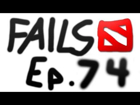 Dota 2 Fails of the Week - Ep. 74