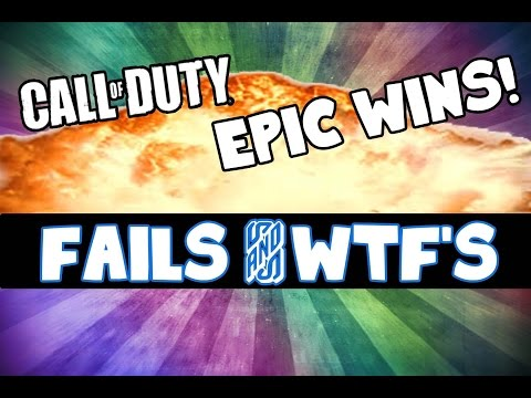 Call of Duty - Fails and WTF's | Epic Wins!, Called it, Overreactions and More! |