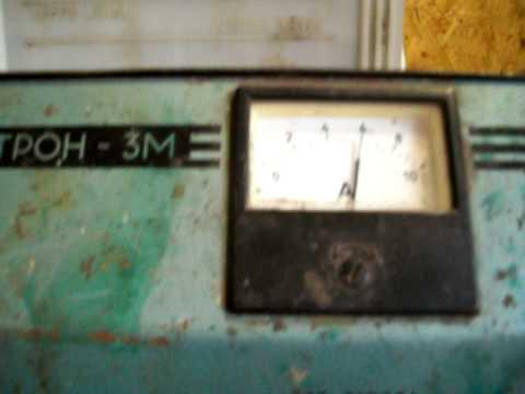 Схема зарядное устройство