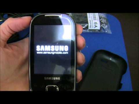 Review / Análise do Samsung Galaxy 5 - GT-I5500B Português HD