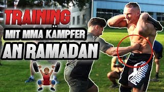 MMA TRAINING + SPARRING an RAMADAN #vlog l Yavi TV