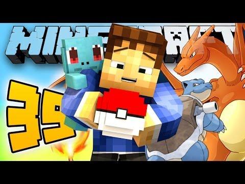 BLASTOISE vs CHARIZARD! (Minecraft Pixelmon 2.5: Pokémon Mod Episode 39)