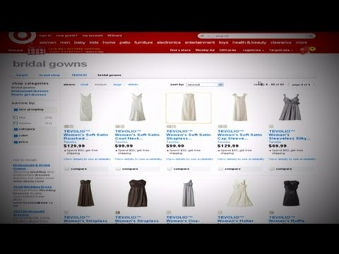 $99 Wedding Gowns at Target: Store to Start Selling Gowns, Bridesmaid Dresses Online