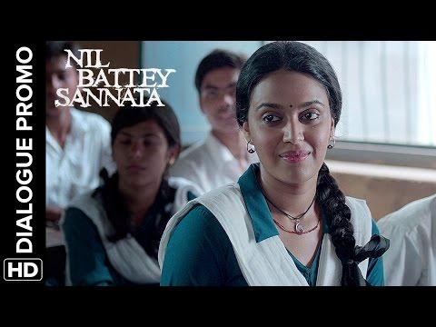 Swara Bhaskar Can't Understand Maths | Nil Battey Sannata | Dialogue Promo