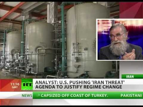 War on an 'If': 'Iran threat a tool of regime change'