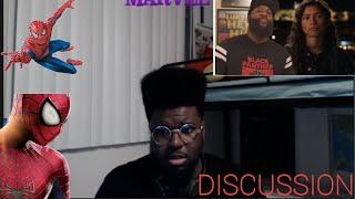 YOUTUBER SLAMS SPIDER-MAN MJ 'RACE-BENDING' | Discussion