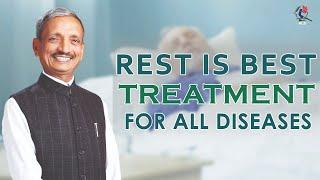 हमारे 4 days कैंप की एक झलक PART 3 आराम द्वारा स्वास्थ्य की प्राप्ति - Secret of Health by Rest
