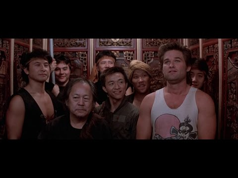 The Wolf Of Little China Trailer (Big Trouble in Little China / The Wolf of Wall Street)