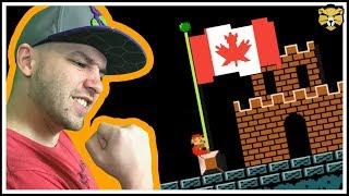 Super Expert Canada Only: Garbage Enemy Spam Plus Hot Chedder! Super Mario Maker