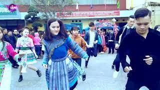 [HD] Nkauj Hmoob Zoo Nkauj Dance 2018 ❤  Student Hmong New Year In Thai Nguyen City
