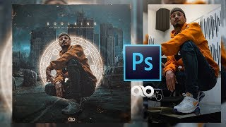 Adobe Photoshop Tutorial - Mixtape Cover (Soolking)