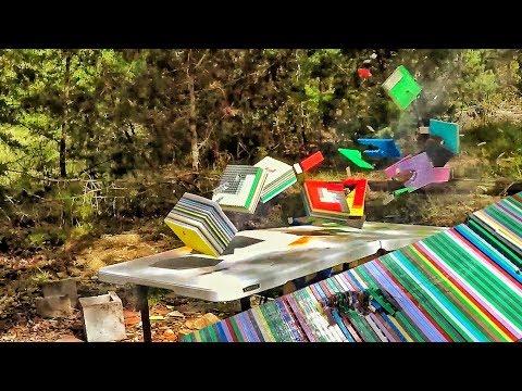 Пули против LEGO! | Разрушительное ранчо | Перевод Zёбры