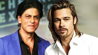 Shahrukh Khan To COLLABORATE With Brad Pitt For A Film