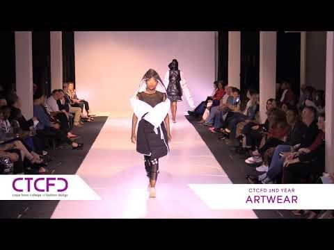 Artwear | 2nd Year - CTCFD Fashion Show 2017