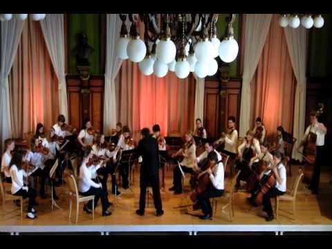 Benjamin Britten: Simple Symphony, 3. Sentimental Saraband