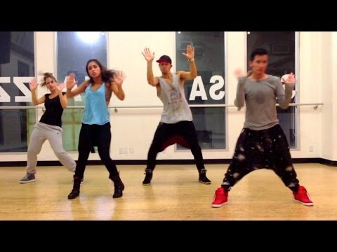 TALK DIRTY - Jason Derulo Dance | @MattSteffanina Choreography ft @DanaAlexaNY (Beginner Hip Hop)