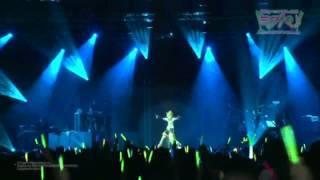 初音ミク新加坡演唱会(附中文字幕)20.右肩の蝶