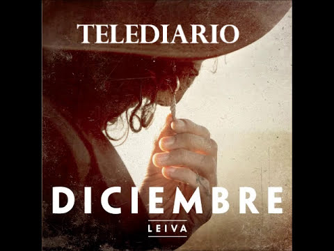 Leiva-Telediario (Diciembre) 2012 Nuevo disco Letra