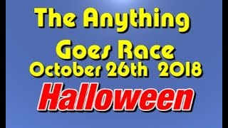 Anything Goes Race 2018  10  26  Halloween