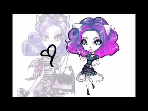 Monster High Chibi Drawings Monster High How to Draw