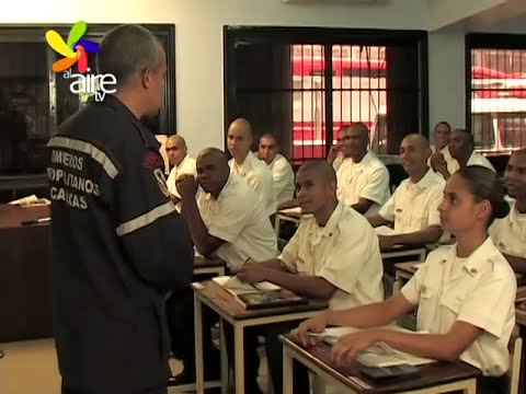 Escuela de Formacion Profesional de Bomberos (promosion 69)