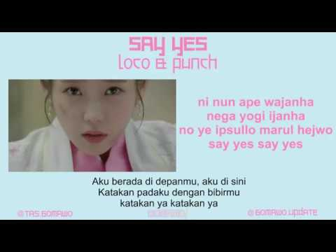 PUNCH - SAY YES (Ost. Moon Lovers) [MV, EASY LYRIC, LIRIK INDONESIA]